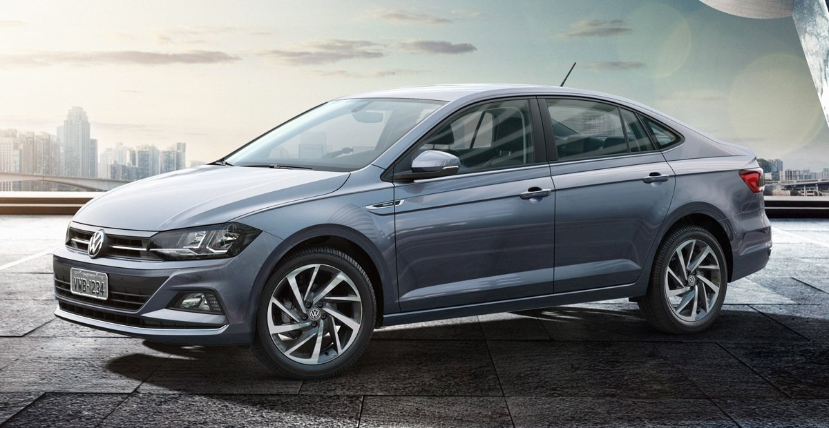 Volkswagen Polo 2021 АКПП